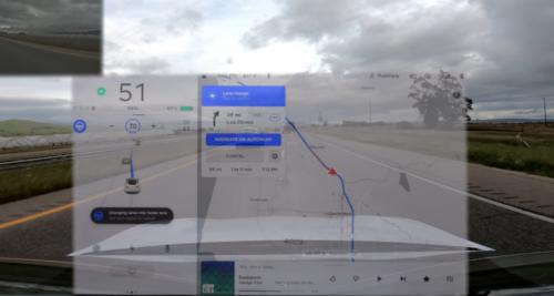 Automatic Lane Changes with Navigate on Autopilot (NoAP) Tesla Model 3 – Firmware Version 2019.8.5