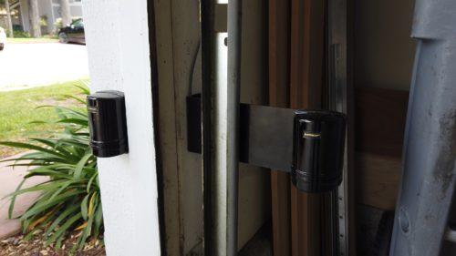 Garage Door Bumper Sensors