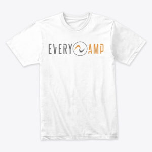 EveryAmp banner shirt