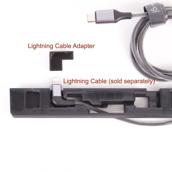 Adapter lightning cable detail