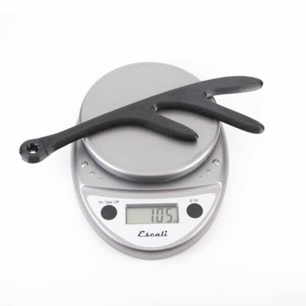 weight of one reindeer antler