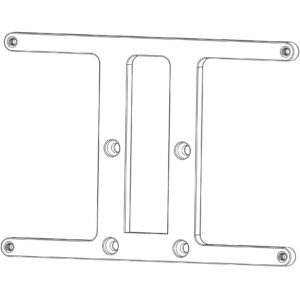 Plate Mount